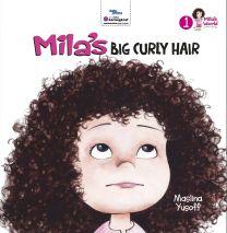 Mila's World: Mila's Big Curly Hair
