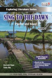 Exploring Literature Series - Sing To The Dawn - Form 5