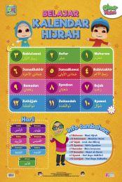 Poster Mari Belajar Kalendar Hijrah