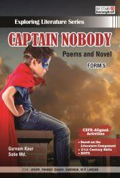 Exploring Literature Series - Captain Nobody - Form 5
