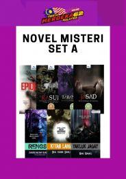 [MERDEKA62] Novel Misteri (A) 4=RM62