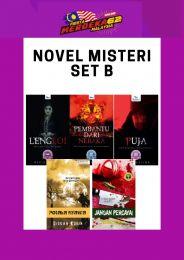 [MERDEKA62] Novel Misteri (B) 4=RM62