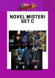 [MERDEKA62] Novel Misteri (C) 3+1=RM62