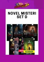 [MERDEKA62] Novel Misteri (D) 3=RM62