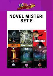 [MERDEKA62] Novel Misteri (E) 3=RM62
