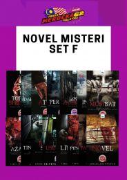 [MERDEKA62] Novel Misteri (F) 3=RM62