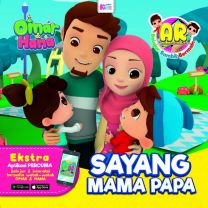 Omar & Hana Buku Belajar : Sayang Mama Papa (AR)