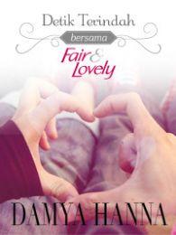 Detik Terindah bersama Fair & Lovely