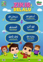 Poster Zikir Selalu Omar & Hana