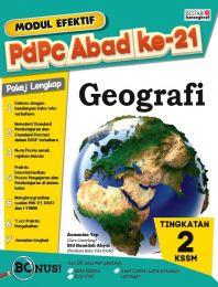 Modul Efektif PdPc Geografi Tingkatan 2