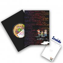 Ummi Notebook (Boy)