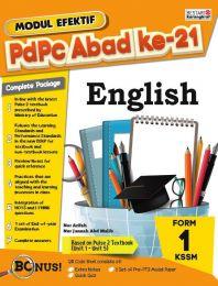 Modul Efektif PdPc English Form 1