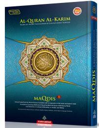 Al-Quran Al-Karim Maqdis A4