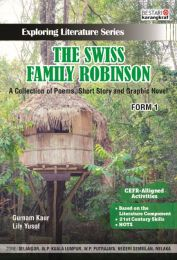 Exploring Literature Series - The Swiss Family Robinson - Form 1