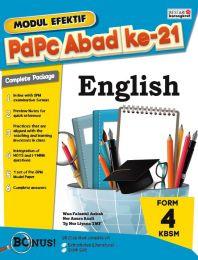Modul Efektif PdPc English Form 4