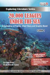 Exploring Literature Series - 20000 Leagues Under The Sea - Form 1