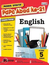 Modul Efektif PdPc English Form 5