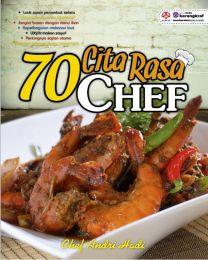 70 Cita Rasa Chef