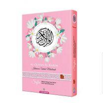 Al-Quran Al-Karim Muslimah Sofia A5 [New Cover] (BULK)