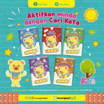 Set Cari Kata - Kids Prima