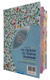 Al-Quran Tagging Muslimah Pelangi A5