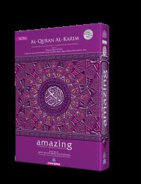 Al-Quran Al-Karim Amazing A4 [New Cover] (Bulk)