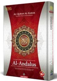 Al-Quran Al-Karim Al-Andalus A4 [Waqaf & Ibtida'] [NEW] (BULK)