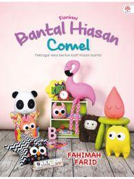 Variasi Bantal Hiasan Comel