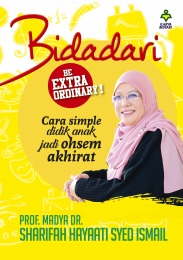 Bidadari Be Extraordinary!