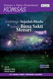 Komsas: Antologi Sejadah Rindu & Novel Bima Sakti Menari - Tingkatan 5 (Bulk)