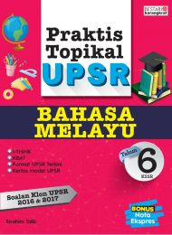 Praktis Topikal UPSR (2018) Tahun 6 - Bahasa Melayu