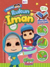 Buku Aktiviti Rukun Iman bersama Omar & Hana