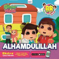 Omar & Hana Buku Belajar : Alhamdulillah (AR)