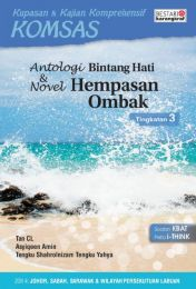 Komsas: Antologi Bintang Hati & Novel Hempasan Ombak  - Tingkatan 3