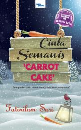 Cinta Semanis Carrot Cake