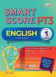 Smart Score PT3 English Form 1 (2020)