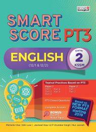 Smart Score PT3 English Form 2 (2020)