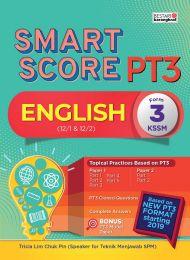 Smart Score PT3 English Form 3 (2020)