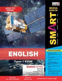 Modul Efektif SMART English Form 1 (2020)
