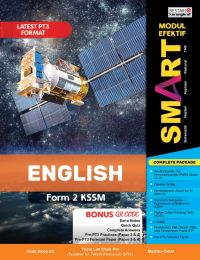 Modul Efektif SMART English Form 2 (2020)