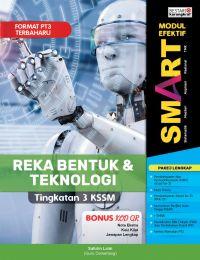 Modul Efektif SMART Reka Bentuk & Teknologi Tingkatan 3