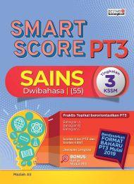 Smart Score PT3 Sains Tingkatan 3 (2020)