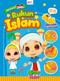 Buku Aktiviti Rukun Islam bersama Omar & Hana