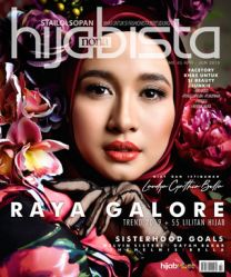 Hijabista April - Jun 2019