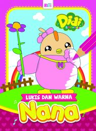 Lukis Dan Warna : Nana