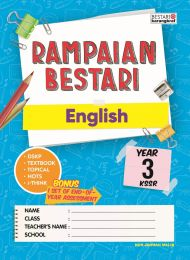 Rampaian Bestari English Year 3 (2020)