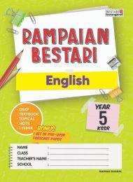 Rampaian Bestari English Tahun 5 (2020)