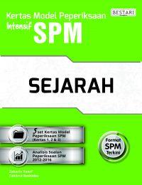Kertas Model Peperiksaan Intensif SPM - Sejarah (Bulk)