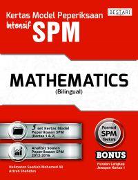 Kertas Model Peperiksaan Intensif SPM - Mathematics (Bulk)