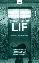 Projek Seram - Lif